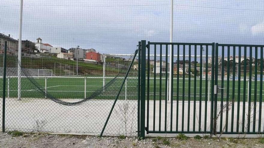 Deportes prevé abrir los campos de Visma antes de los últimos retoques