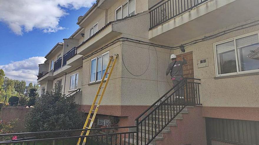 El plan de extensión de banda ancha se extiende a 114 pueblos de Zamora