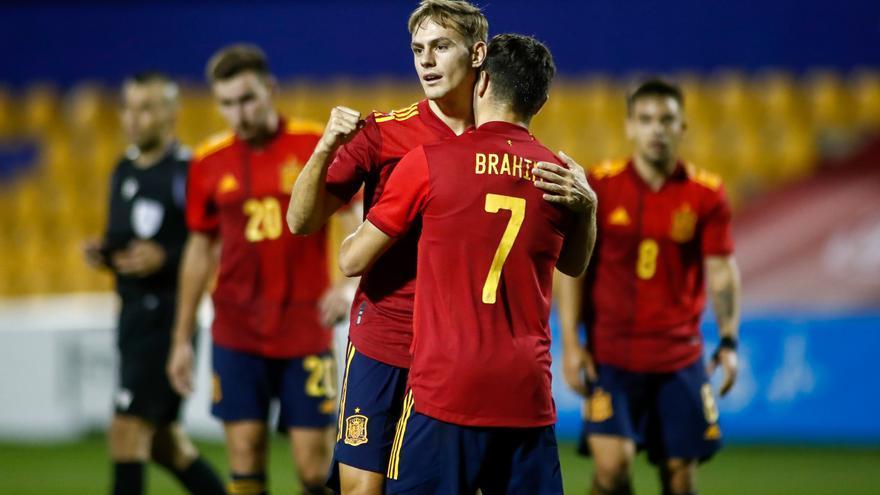 Bryan Gil, Sancet y Fer Niño, entre las novedades de la Sub-21 para la Euro 2021