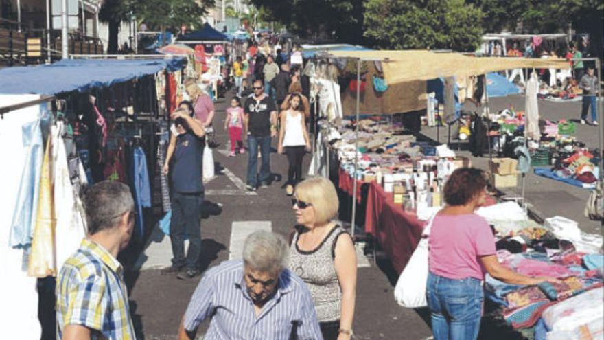 Santa Cruz de Tenerife exige la reapertura del Rastro