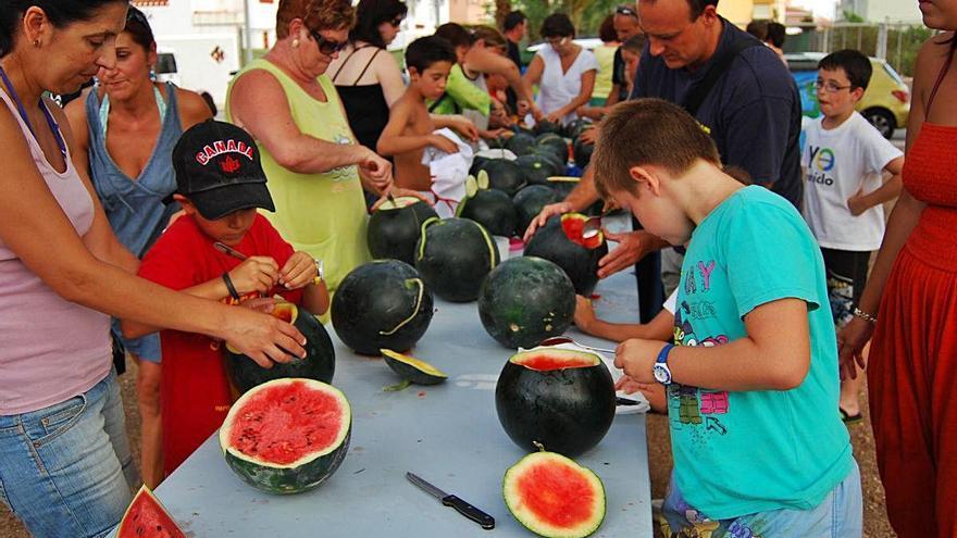 reivindicació del meló d'alger