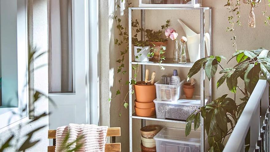 La estantería de Ikea más versátil cuesta 15 euros