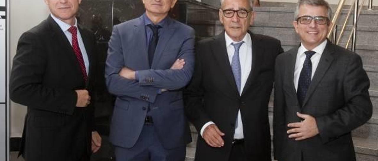 León Grau reivindica apoyo al textil tras ser elegido presidente de Ateval
