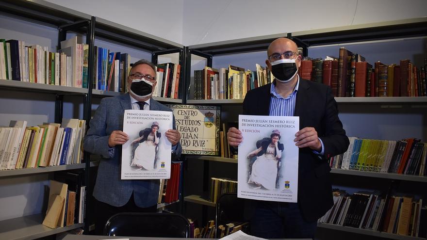 Alhaurín abre el plazo de inscripciones para el V Premio de Investigación Histórica Julián Sesmero Ruiz