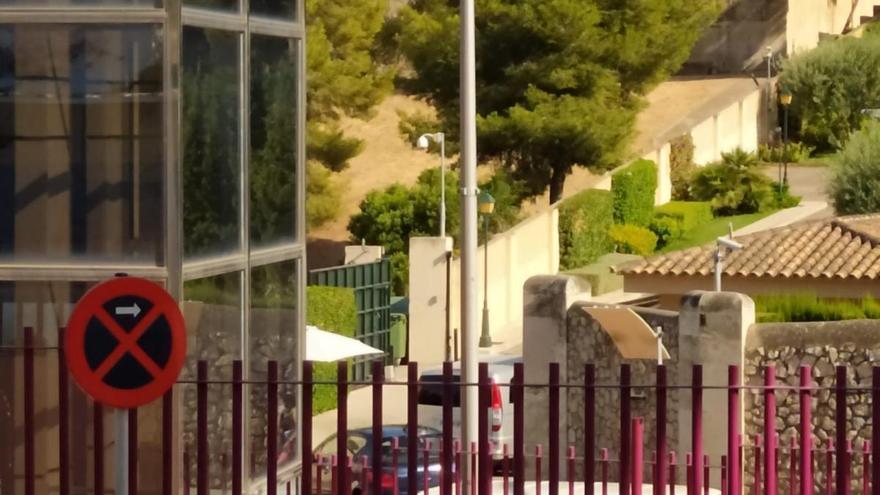 Los Reyes ya han vuelto a Marivent tras la visita a Menorca