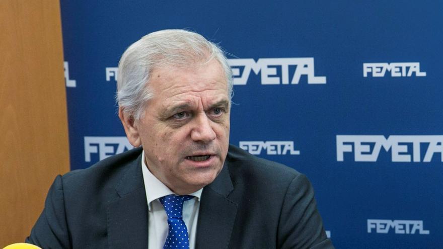 Femetal apoya a Imasa y alerta de que más empresas pedirán ayuda a la SEPI