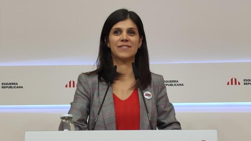 """ERC insiste en su 'no' a Sánchez si no crea """"una mesa de negociación entre iguales"""""""