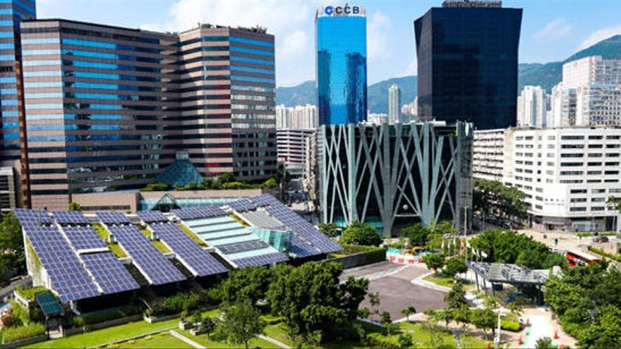 Endesa diseña ciudades 100% renovables