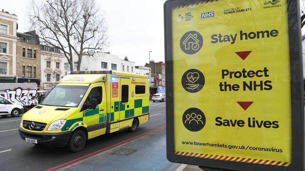 El Reino Unido  es el primer país europeo en superar los 100.000 muertos por el covid-19