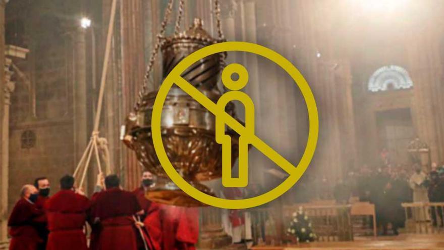 El Gran Hermano de los aforos se adentra en la Catedral
