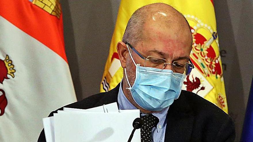 Las quejas a la Junta de Castilla y León, ahora de forma anónima