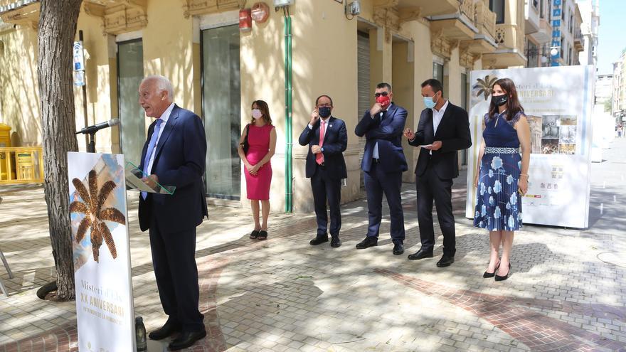 El Misteri se hace presente en València por el 9 d'Octubre