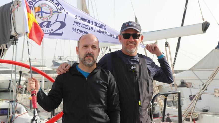 El Carmen-Elite Sails se proclama campeón de las 200 Millas A2 de Altea