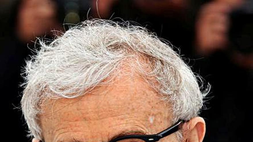 Woody Allen carga contra la serie de HBO