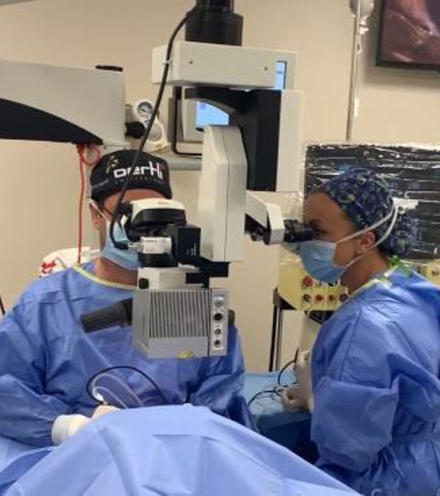 ¿Es posible la operación de cataratas y presbicia en una sola cirugía?