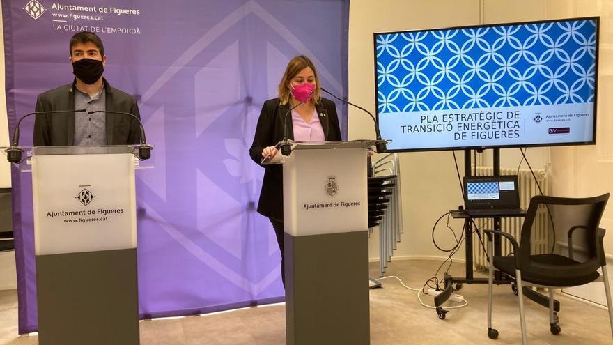 Figueres presenta el Pla de Transició Energètica 2021-2025 de 40 MEUR