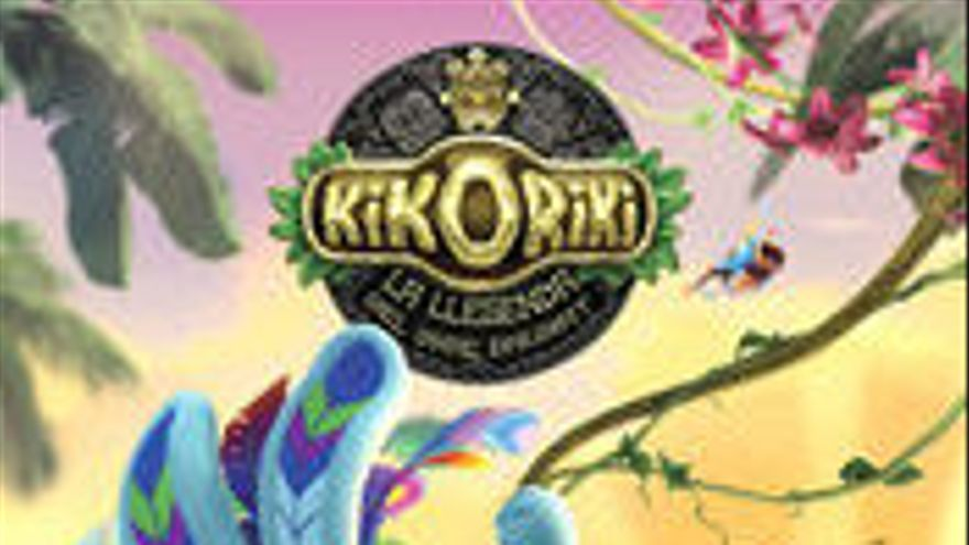 Kikoriki. La llegenda del drac daurat