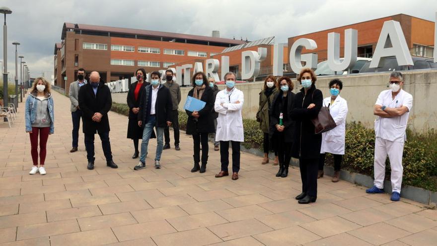 La Conca d'Òdena recorda el primer aniversari del brot de coronavirus més important del país