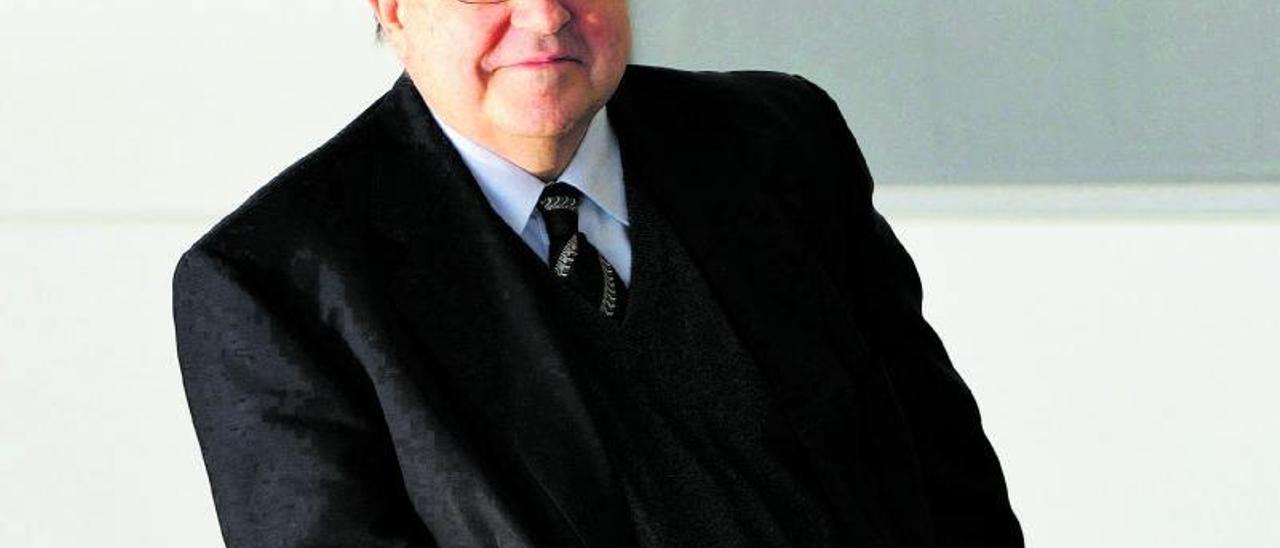 El presidente de la Cámara de Comercio, José Luis Bonet. | José Luis Roca