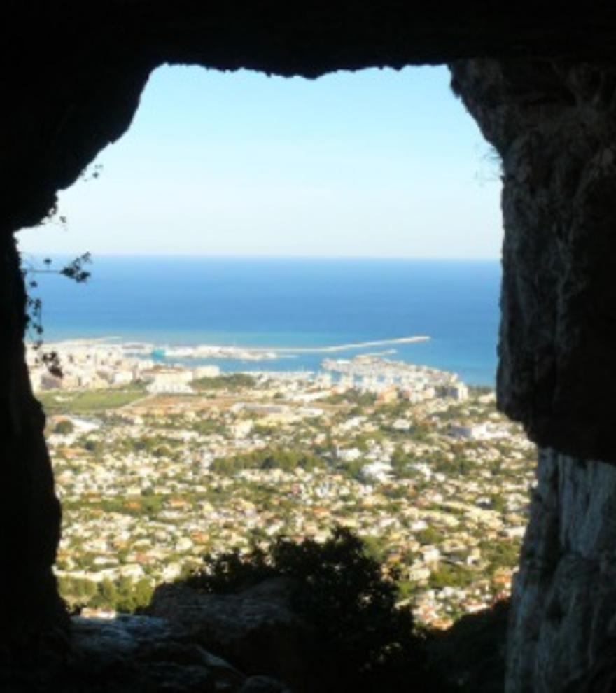 Parque Natural El Montgó: La Cova de l'Aigua y el Racó del Bou