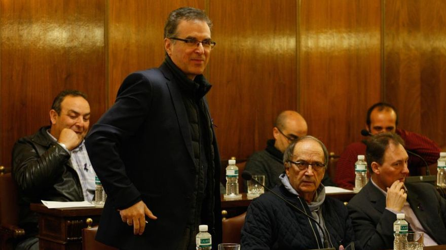 Antonio Plaza pide una rectificación de la dirección provincial