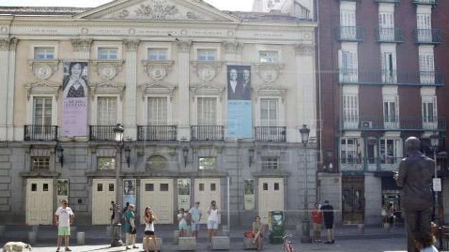 Suspendida por un desmayo la función 'Mujercitas' en Madrid