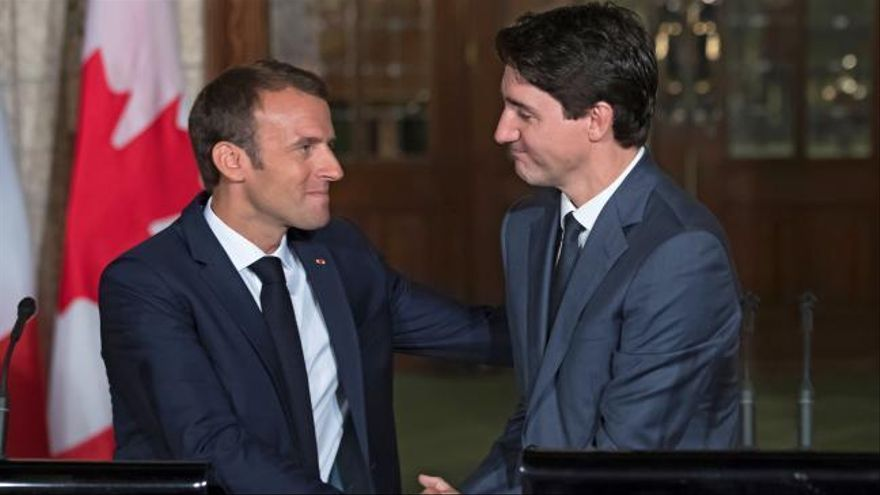La guerra comercial de EEUU crispará la cumbre del G7