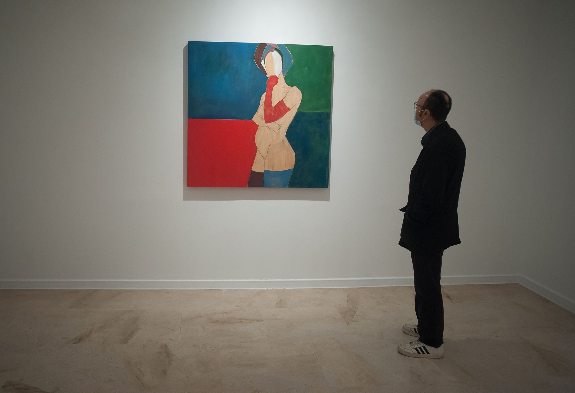 Exposición de Ana S. Valderrábanos en el CAC Málaga
