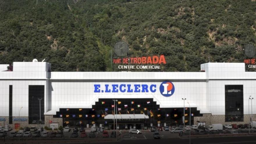 El Grup Pyrénées reobrirà a l'estiu l'hipermercat a l'entrada sud d'Andorra