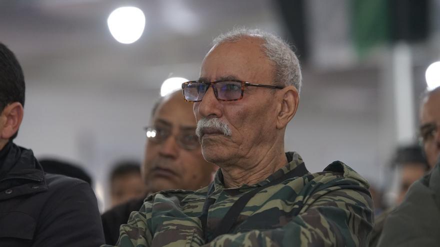El Frente Polisario confirma que Gali está en España por razones de salud