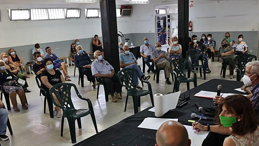 Preocupación en Inuesa por la parálisis del plan de barrios degradados