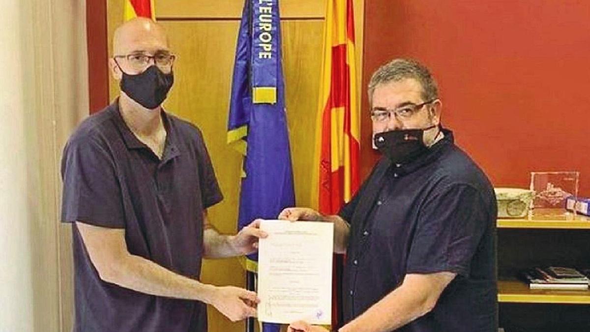 Amb l'ascens, l'Adepaf ha cedit la seva plaça de Tercera al Club Bàsquet Castelló