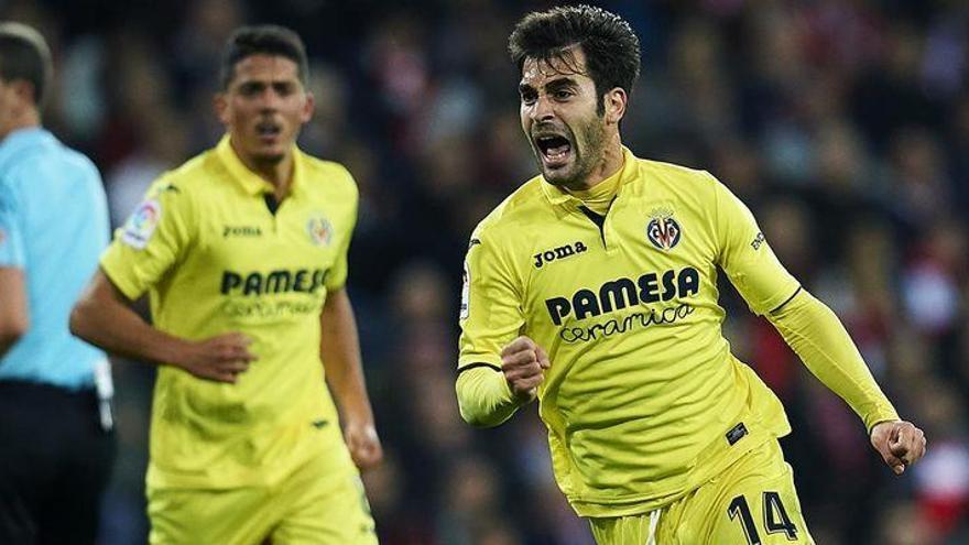 Manu Trigueros operado con éxito en Barcelona