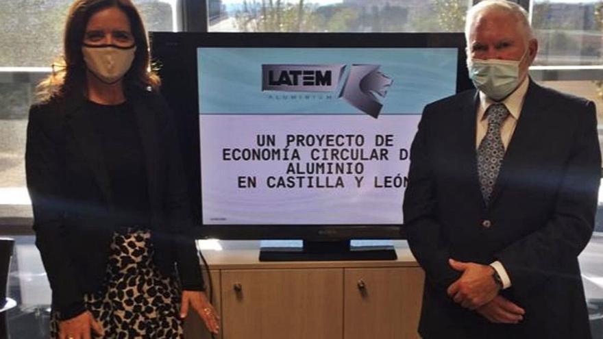 La Junta dará prioridad industrial al proyecto de Latemalumiun en Villabrázaro