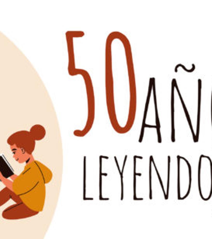 Expo - 50 Años Leyendo Juntos