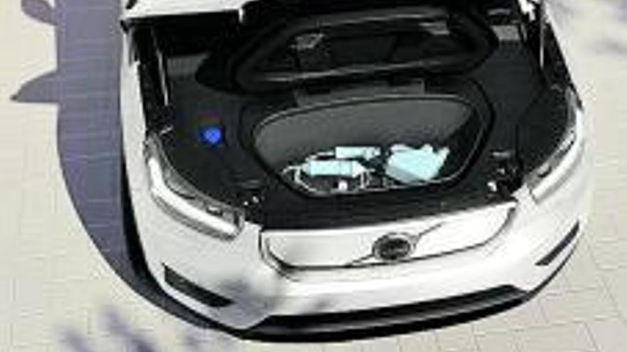 El primer Volvo 100% elèctric