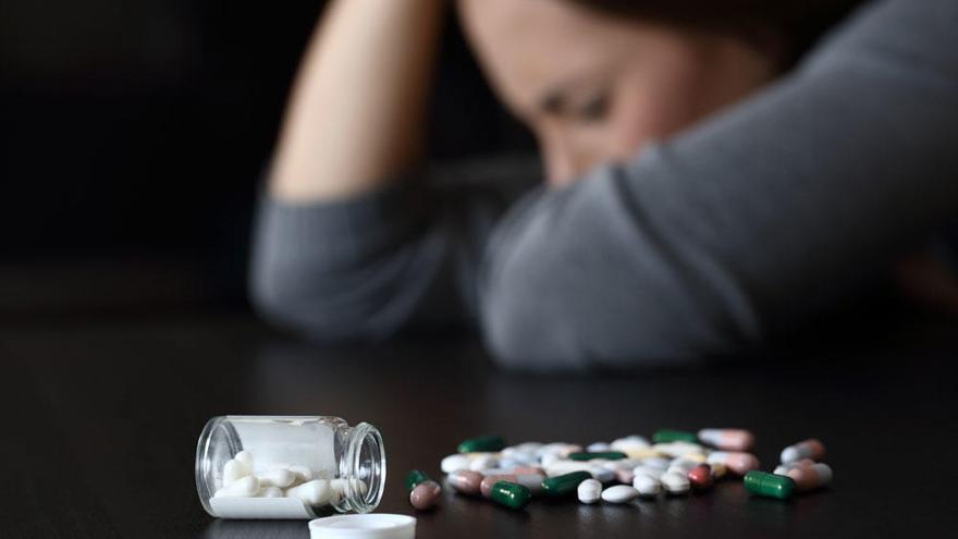 Crece la adicción a los ansiolíticos en España
