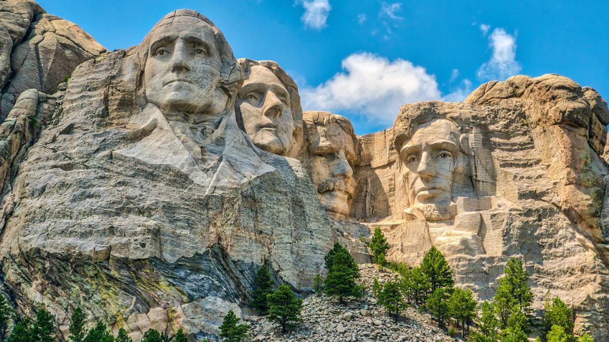 Monte Rushmore: Historia de una nación