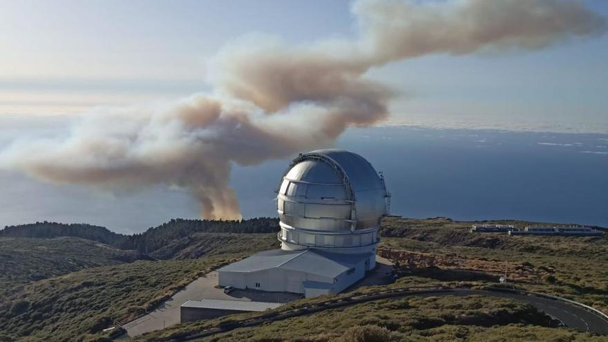La Palma registró 22 incendios en 2020