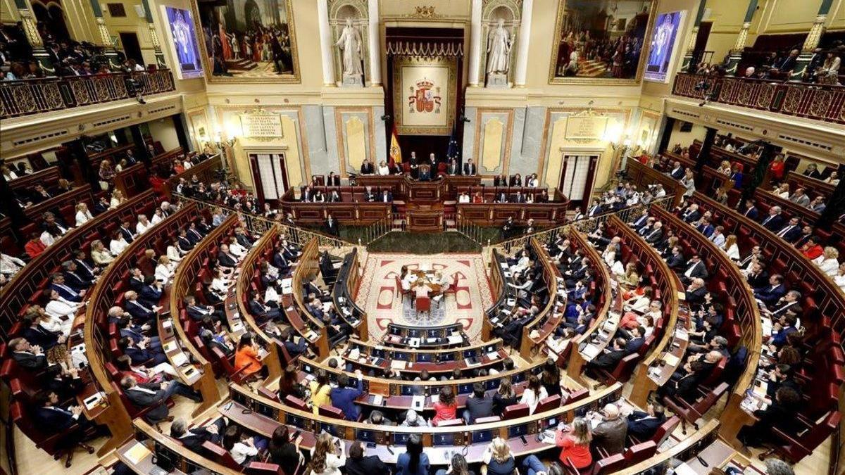 El Congreso congela el sueldo a los diputados tras rechazar la subida el PP y Vox