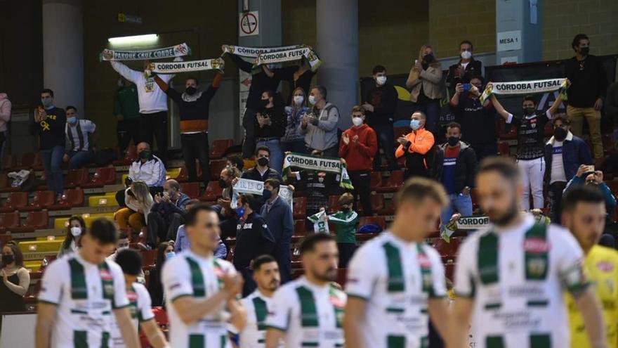 Objetivo: 1.000 almas para el Córdoba Futsal en Vista Alegre