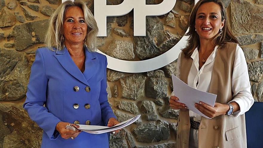 """El PP defiende un dictamen de reactivación que """"beneficia a Vigo"""""""