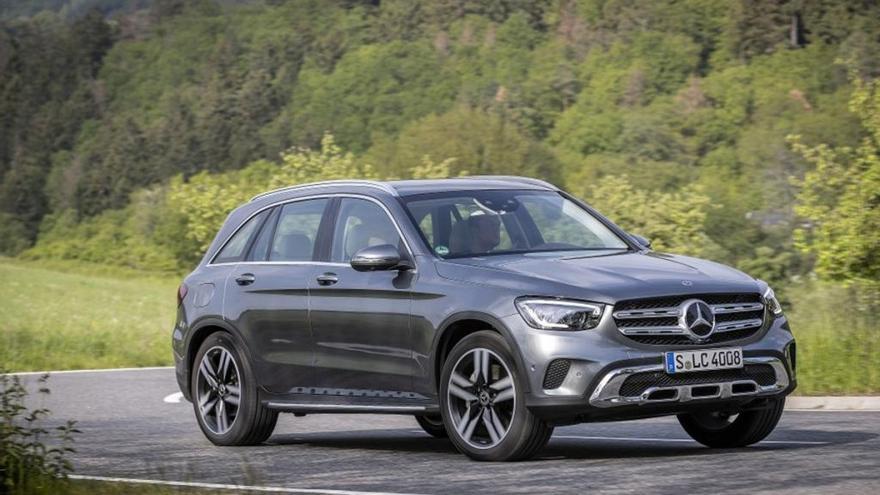 Mercedes-Benz GLC i GLC Cupè, la combinació d'estètica i tecnologia