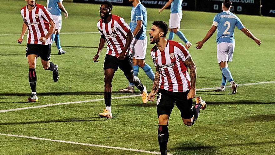 El Ibiza dice adiós a la Copa tras tutear al Athletic