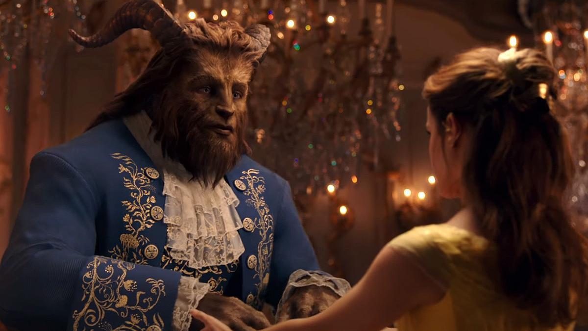 Una imagen de 'La Bella y la Bestia'.