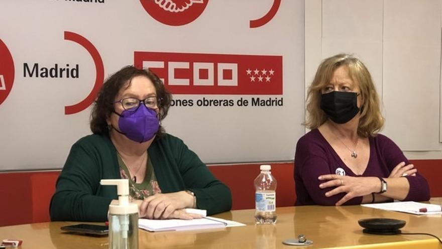 """CCOO y UGT recurren la prohibición del 8M: """"Se niega de manera irregular"""""""