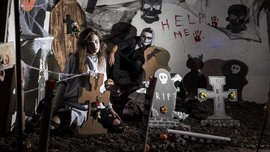 Críticas al gobierno de Petrer por mantener Halloween pese al covid