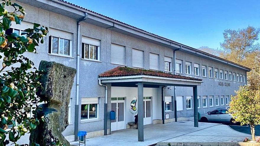 Caldas plantea a la Xunta opciones para ampliar el instituto Aquis Celenis