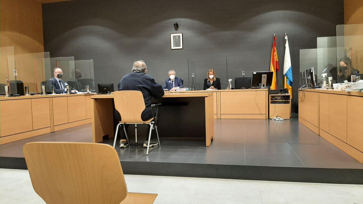 Se confirma el fallo contra el presidente del club camping Gran Canaria