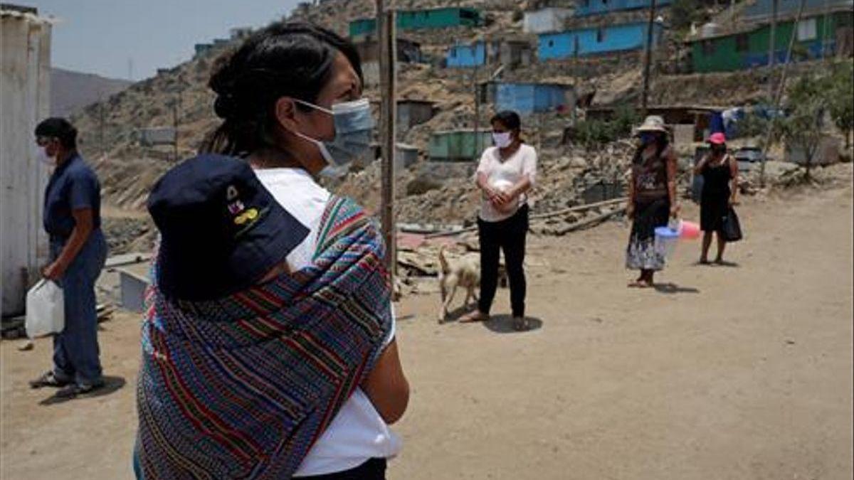 La inseguridad alimentaria severa se ha triplicado en Latinoamérica con la pandemia